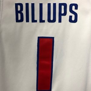 Reebok Other - Detroit Pistons Reebok Chauncey Billups Jersey 44 6abd7212c
